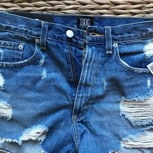 Urban Outfitters Shorts - NWT Jean Short Urban Outfitters Essential MidRise